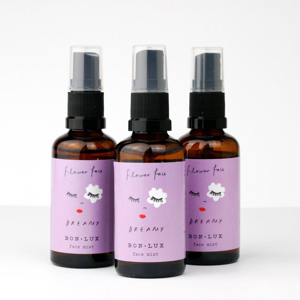 Floral Aromatherapy Mist - Dreamy