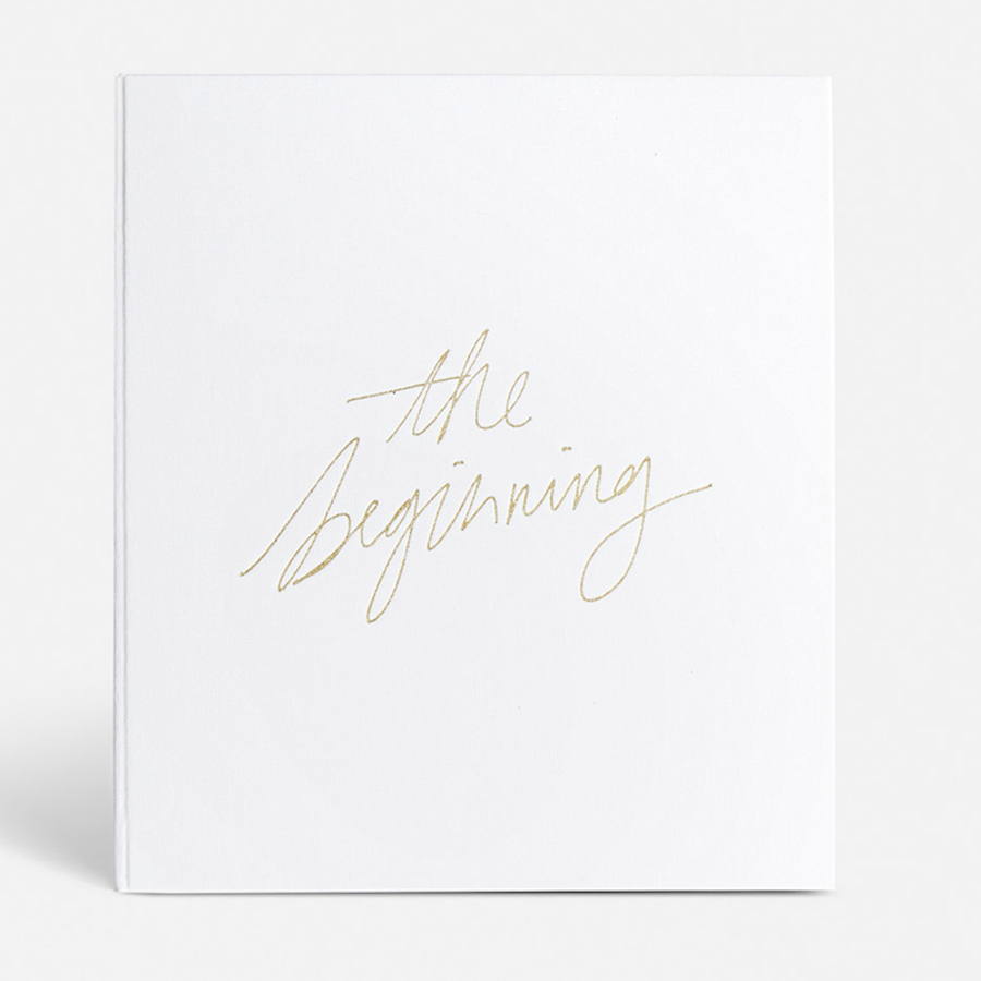 """The Beginning"" Wedding Planner Book by Blacklist"