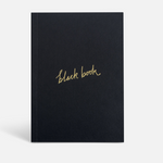 """The Black Book"" Notebook by Blacklist"