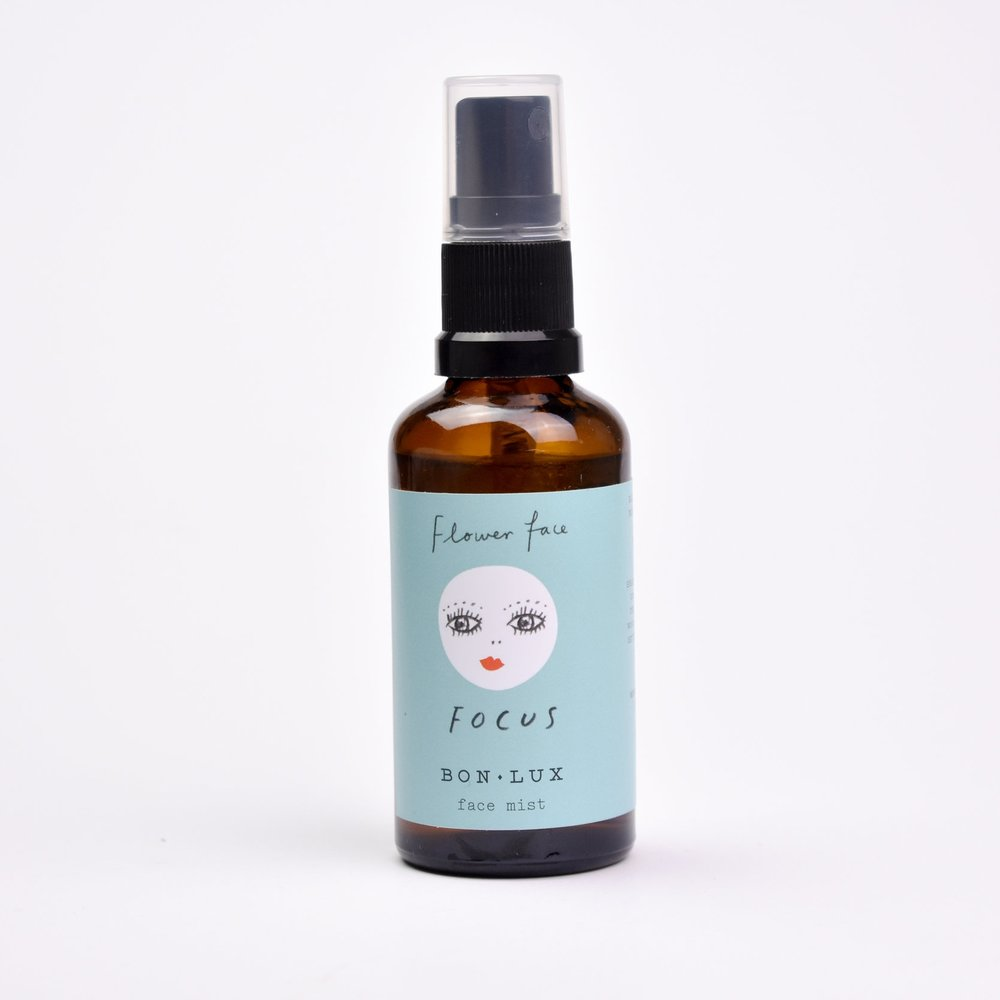 """Focus"" Floral Aromatherapy Mist by Bon Lux"