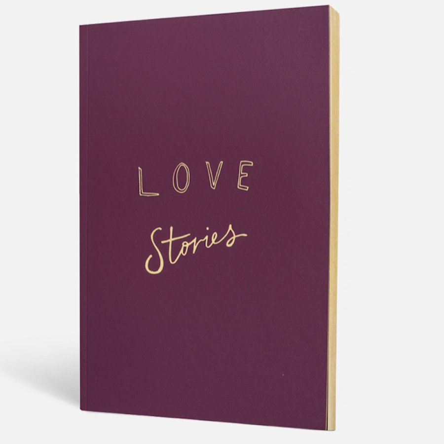 Love Stories Notebook by Blacklist
