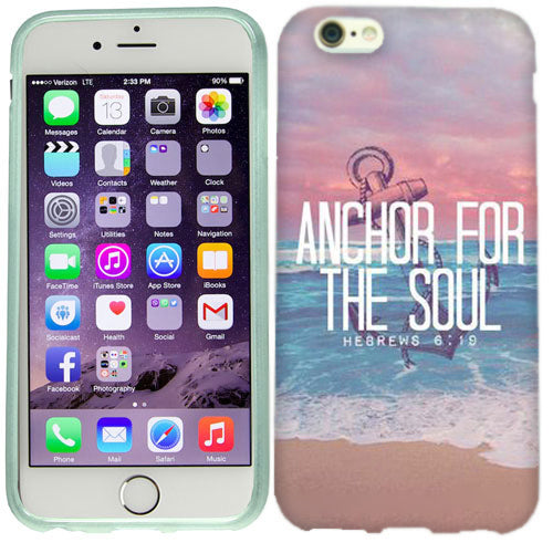 Apple iPhone 6s Anchor For The Soul Case Cover