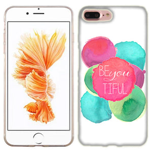 Apple iPhone 7 PLUS Be You Phone Cases