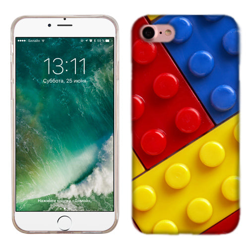 Apple iPhone 7 Blocks Phone Cases