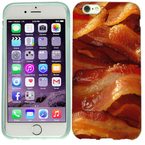 Apple iPhone 6s Plus Bacon Case Cover