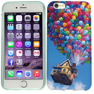 Apple iPhone 6s Balloon House Case Cover
