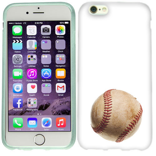Apple iPhone 6s Plus Baseball Case Cover