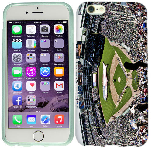 Apple iPhone 6s Baseball Stadium Case Cover