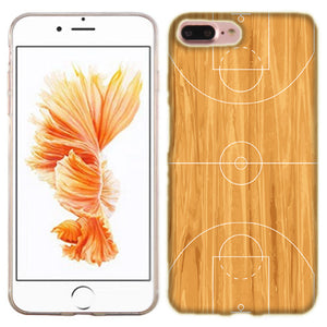 Apple iPhone 7 PLUS Basketball Court Phone Cases
