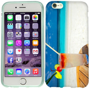 Apple iPhone 6s Plus Beach Cocktail Case Cover