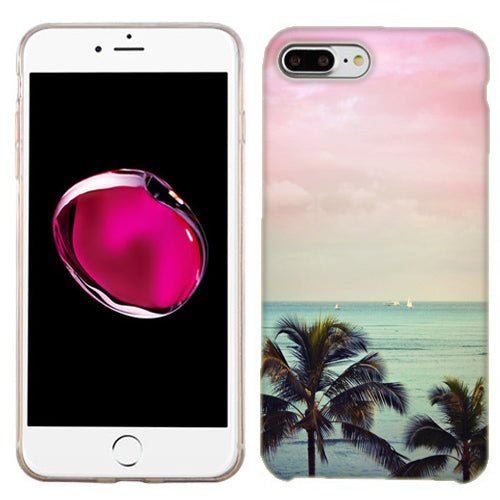 Apple iPhone 8 Beach Vacation Phone Cases