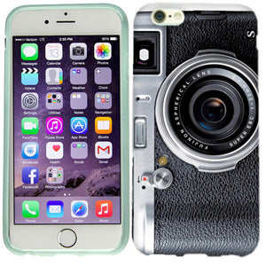 Apple iPhone 6s Plus Camera Case Cover
