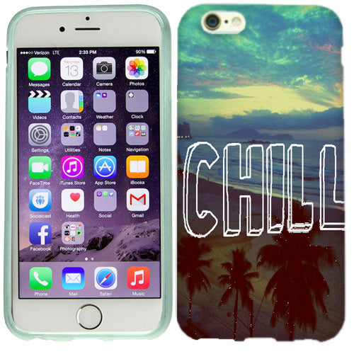 Apple iPhone 6s Plus Chill Case Cover