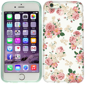 Apple iPhone 6s Classic Florals Case Cover