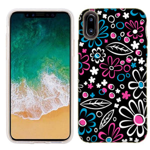 Apple iPhone X Cute Daisies Phone Cases