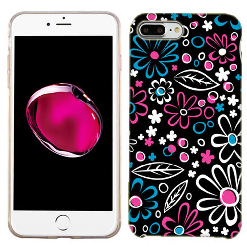 Apple iPhone 8 Cute Daisies Phone Cases
