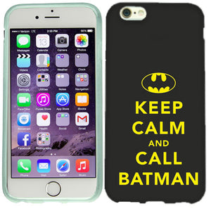 Apple iPhone 6s Plus Call Hero Case Cover