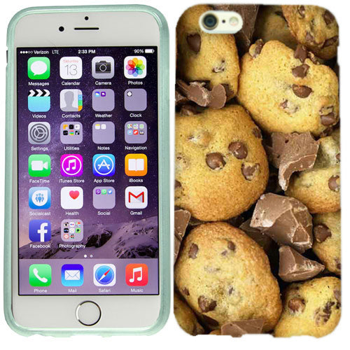 Apple iPhone 6s Chocolate Cookies Case Cover