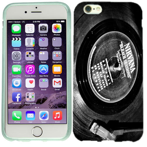 Apple iPhone 6s Classic Record Case Cover