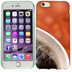 Apple iPhone 6s Coffee Case Cover