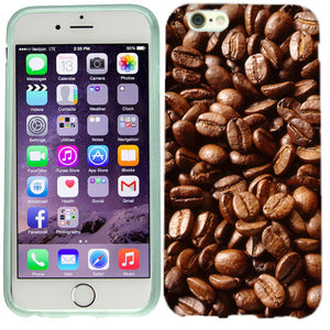 Apple iPhone 6s Plus Coffee Beans Case Cover
