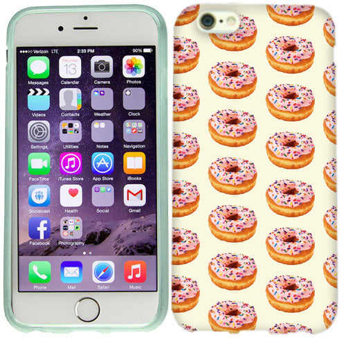 Apple iPhone 6s Donuts Case Cover