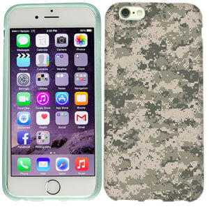 Apple iPhone 6s Digital Camo Case Cover