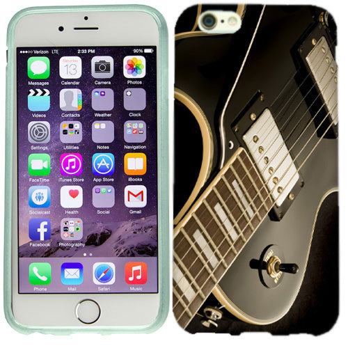 Apple iPhone 6s Plus Electric Guitar Case Cover
