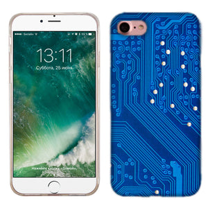Apple iPhone 7 Electronica Phone Cases