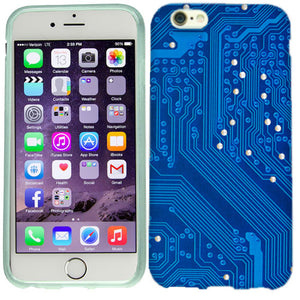 Apple iPhone 6s Plus Electronica Case Cover