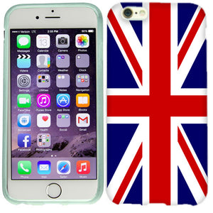 Apple iPhone 6s Plus England Flag Case Cover