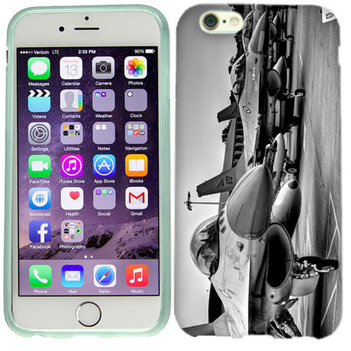 Apple iPhone 6s Fighter Jet Case Cover