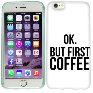 Apple iPhone 6s First Coffee Case Cover