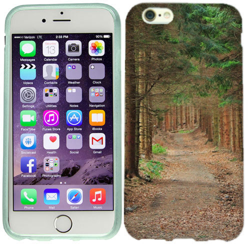 Apple iPhone 6s Forrest Path Case Cover