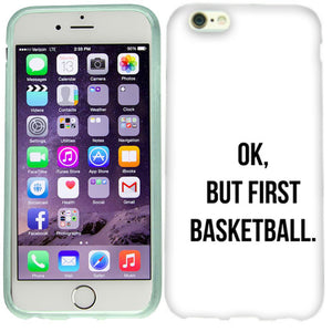Apple iPhone 6s First Basketball Case Cover