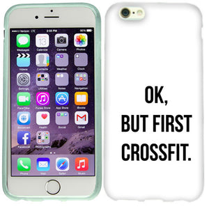 Apple iPhone 6s Plus First Crossfit Case Cover