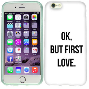 Apple iPhone 6s First Love Case Cover