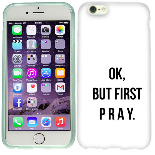 Apple iPhone 6s First Pray Case Cover