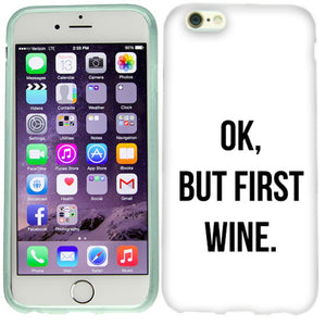 Apple iPhone 6s First Wine Case Cover