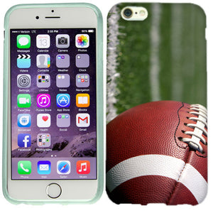 Apple iPhone 6s Plus Football Case Cover