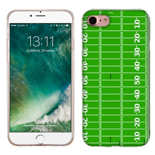 Apple iPhone 7 Football Field Phone Cases