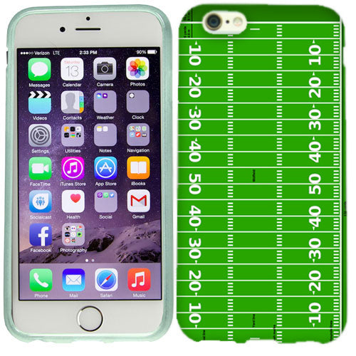 Apple iPhone 6s Football Field Case Cover
