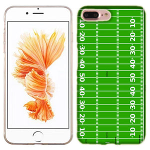 Apple iPhone 7 PLUS Football Field Phone Cases