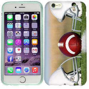 Apple iPhone 6s Football Helmets Case Cover