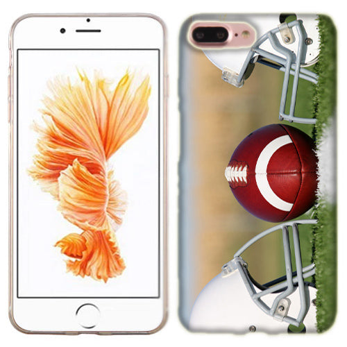 Apple iPhone 7 PLUS Football Helmets Phone Cases