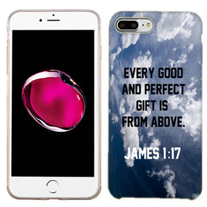 Apple iPhone 8 PLUS Gift From Above Phone Cases