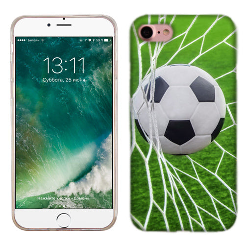 Apple iPhone 7 Goal In Phone Cases