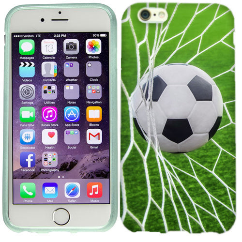 Apple iPhone 6s Plus Goal In Case Cover