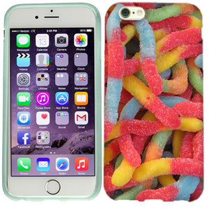 Apple iPhone 6s Gummy Worms Case Cover