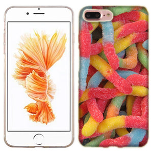 Apple iPhone 7 PLUS Gummy Worms Phone Cases